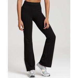 SPANX Power Yoga Pants Black Size Large Shaping Pants